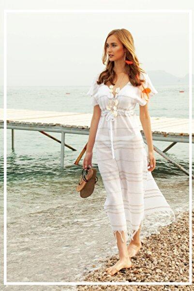 Buldans Plaj Elbisesi
