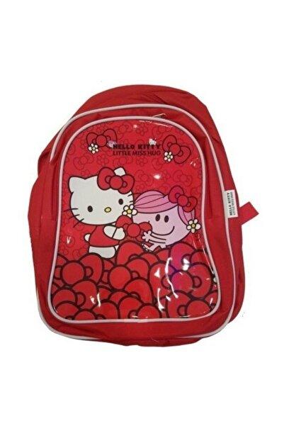 Hakan Çanta Hteks Hello Kitty Lisanslı Ekonomik Okul Çantası 89966