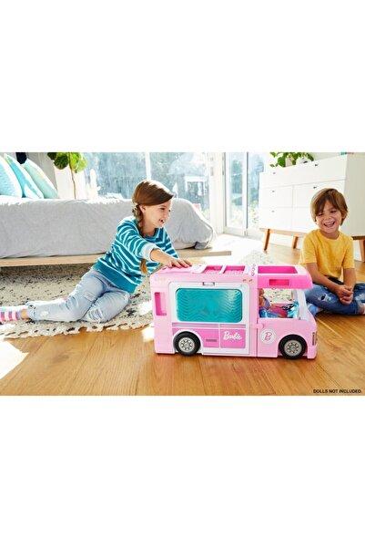 Barbie 'nin Pembe Karavanı