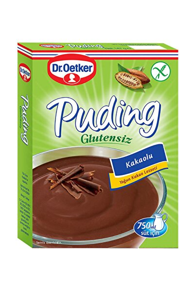 Dr. Oetker Glutensiz Kakaolu Puding 147 gr