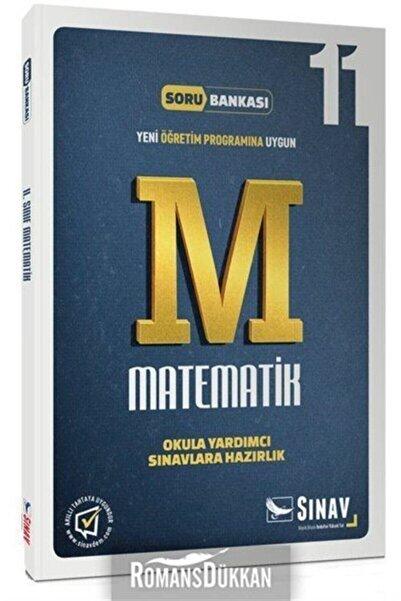 Sınav Yayınları Sınav 11.sınıf Matematik Soru Bankası