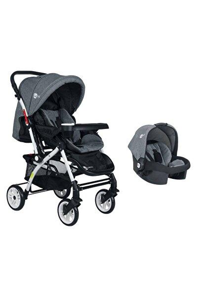 zepkids 4 Baby Ab-450 Active Travel Sistem Çift Yönlü Bebek Arabası