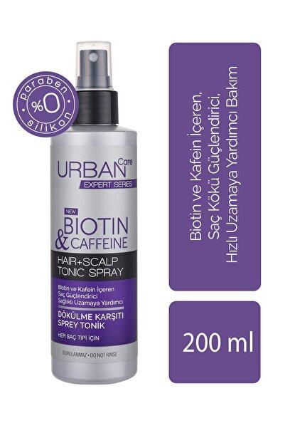 Urban Care Biotin ve Kafein içeren Saç Kökü Güçlendirici Hızlı Uzamaya Yardımcı Tonik 200 ml 8680690700408