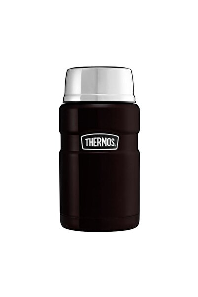Thermos Sk 3020 Çelik Yemek Termosu 710ml. Siyah 173053-ak