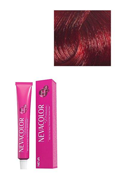 Neva Color Premium Kalıcı Saç Boyası 6.00- Ateş Kızılı
