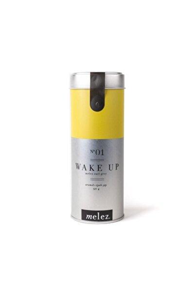 Melez Tea Wake Up Tea 50 gr - Melez Earl Grey