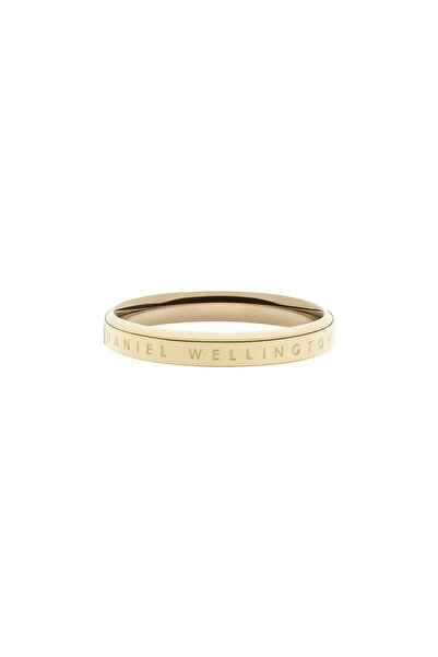 Daniel Wellington Classic Ring Yellow Gold  62 Çelik Yüzük