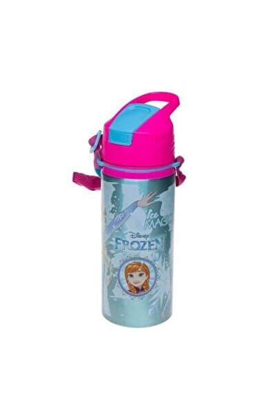 Hakan Çanta Kız Çocuk Renkli Frozen Disney Orijinal Lisanslı Çelik Matara 97860