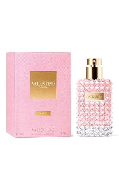 Valentino Donna Acqua Edt 50 ml Kadın Parfüm 8411061851531