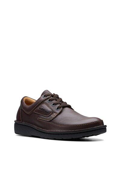 CLARKS Erkek Kahverengi Ayakkabı