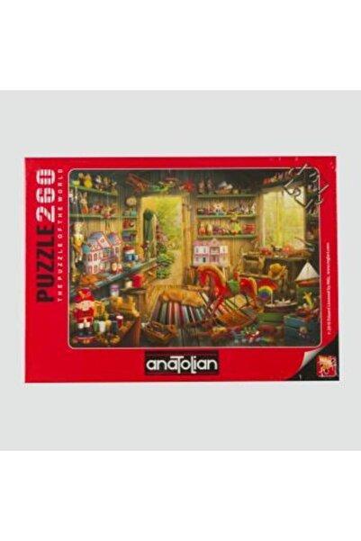 Peyless Oyuncakçı Barakası 260 Parça Puzzle (3325)