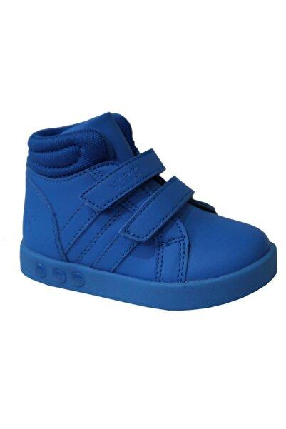 Vicco 313.b19k.104 Saks Mavi (22-25) Işıklı Çocuk Ayakkabı Bot