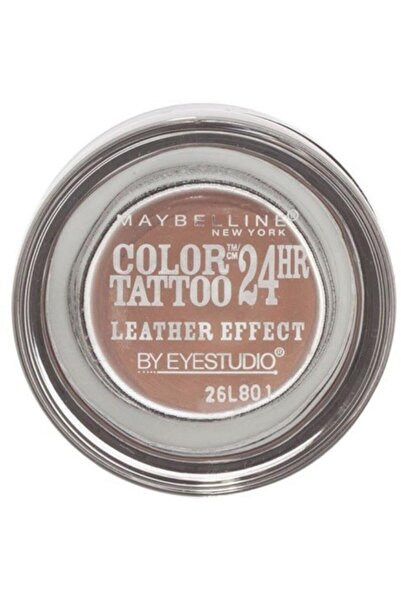 Maybelline New York Maybelline Göz Farı Color Tattoo 24 Hr 98/creamy Beige