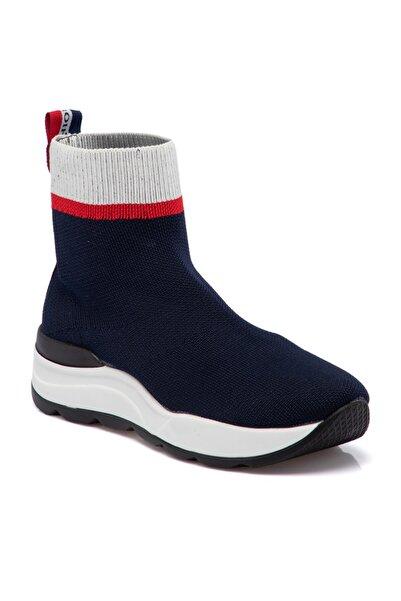Tergan Kadın Lacivert Ayakkabı 65343o8y