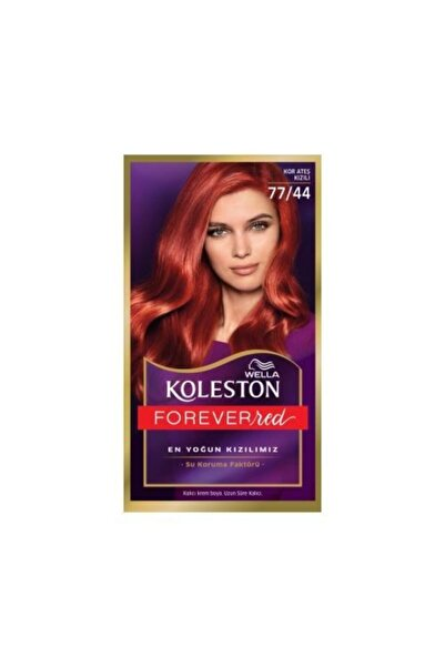 Koleston Kit 77.44 Kor Ateşi Kızılı