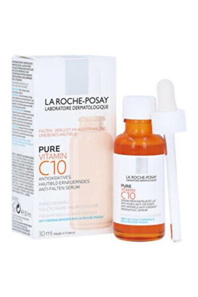 La Roche Posay La Roche-posay Saf C Vitamini Işıltı Veren Antioksidan Serum 30 ml