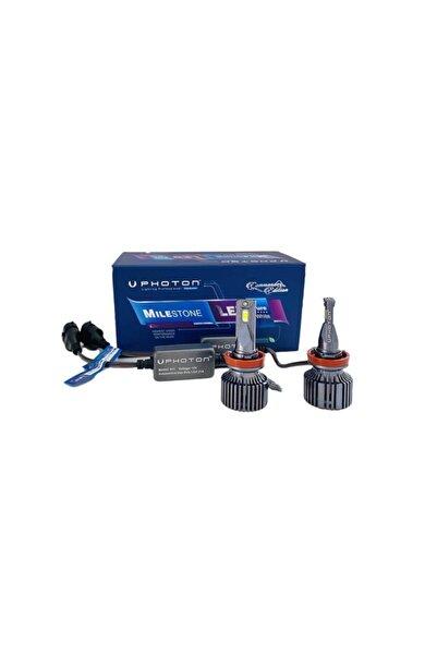 Photon Milestone H11 10000 Lumens + 3 Plus Led Xenon Yeni Seri