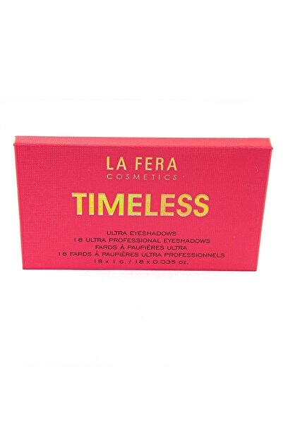 La Fera Tımeless 18'li Far Paleti