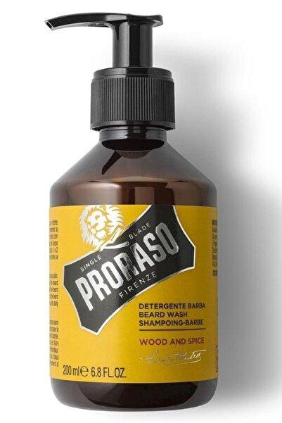 Proraso Sakal Şampuanı Wood Spice 200ml