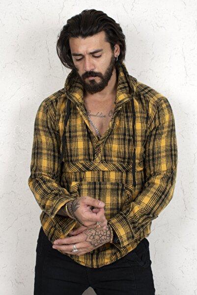 DeepSEA Erkek Uzun Kol Oduncu Gömlek 2101213