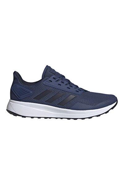 adidas Duramo 9 Erkek Mavi Koşu Ayakkabısı Eg8661
