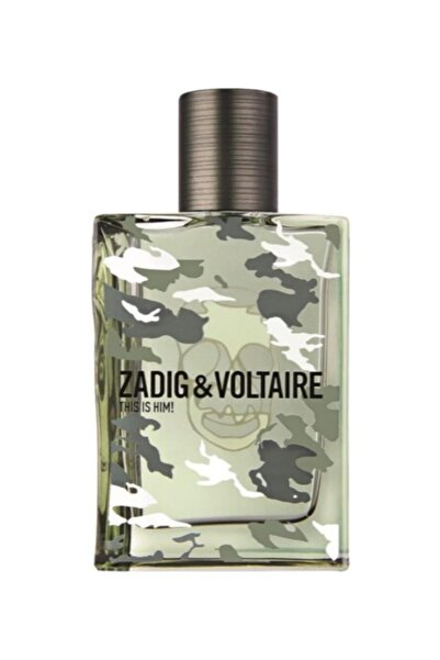 Zadig&Voltaire This Is Him!  Edt 50 ml Erkek Parfüm 3423478459755