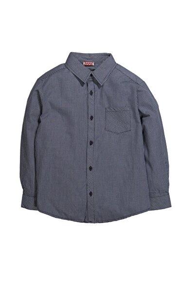 Zeyland Kareli Cepli Gömlek (5-12yaş)