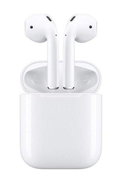 POLYGOLD Airpods i12 TWS 5.0 Bluetooth Beyaz Kulaklık Dokunmatik