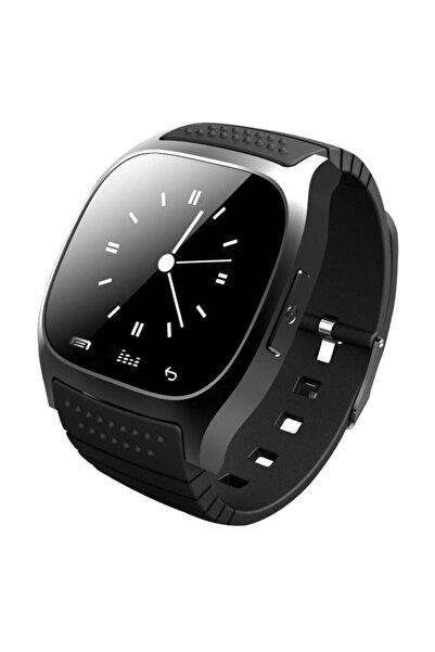 POLYGOLD M26 Akıllı Saat Smart Watch Ios-android Uyumlu Siyah