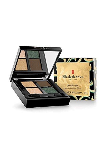 Elizabeth Arden Beautiful Color Eye Shadow Quad Golden 01 Far