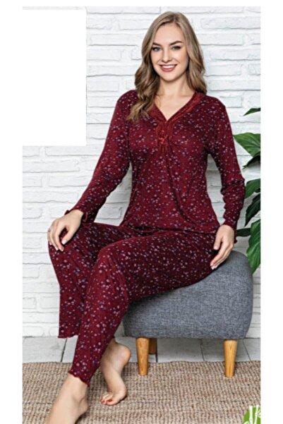 Sude Kadın Bambu Pijama Takımı