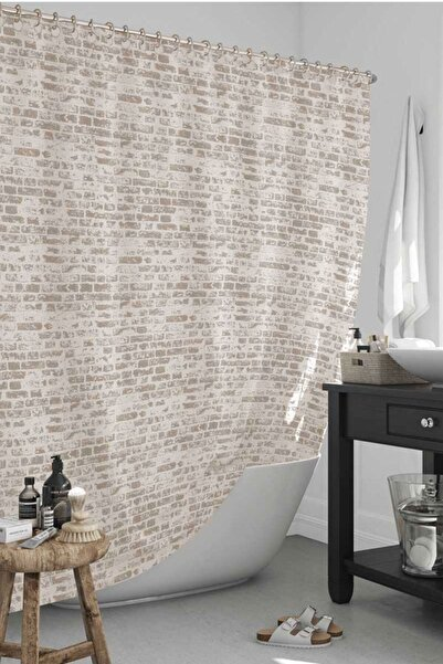 Jackline The Wall Çift Kanatlı Duş Perdesi