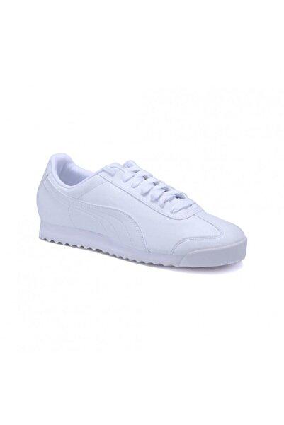 Puma ROMA BASIC-4 Beyaz Erkek Sneaker 100257231