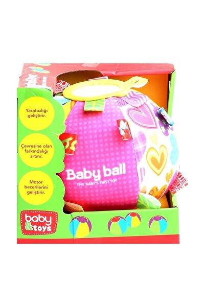 Baby&Toys Eğitici Oyuncak Aynalı Bebeğimin İlk Topu