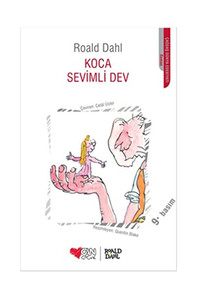 Can Çocuk Yayınları Koca Sevimli Dev