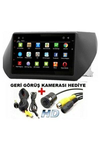 alfaben Fiat Fiorino Citroen Nemo Bipper Android 7 Inch Double Teyp + Kamera Hediye Navigasyon Kingwin