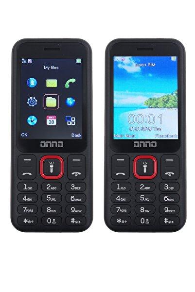 ONNO Torch A1 Kamerasız Tuşlu Asker Cep Telefonu Btk Kayıtlı (ithalatçı Garantili)