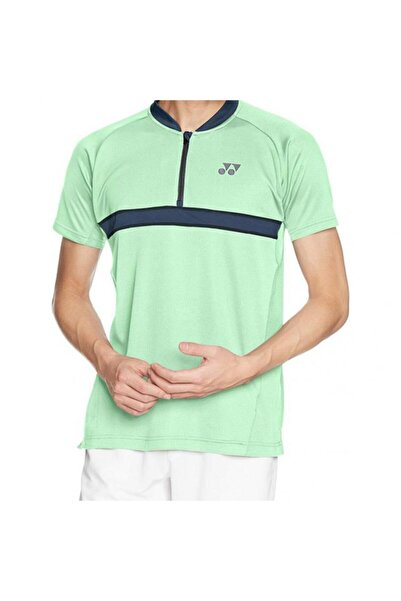 YONEX Erkek Yeşil Tenis Avustralya Açık Koleksiyonu T-shirt