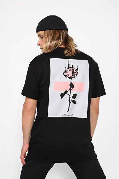 Oksit Mach M1395 Bullshit Oversize T-shirt