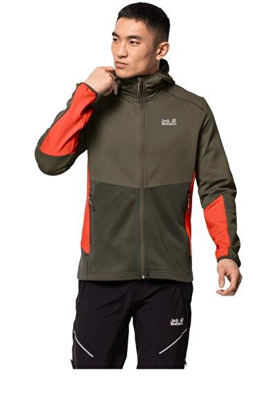 Jack Wolfskin Mount Isa Fleece Erkek Outdoor Polar Ceket 1708961-4690