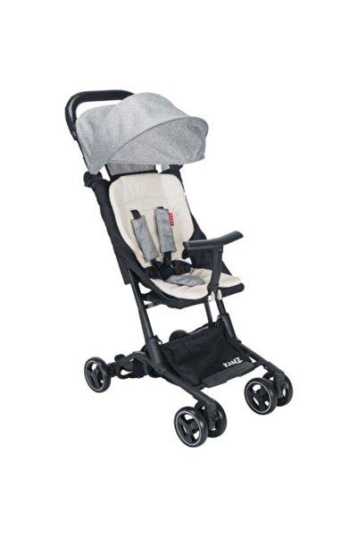 Kanz Gri Kz 3010 Mini S Bebek Arabası