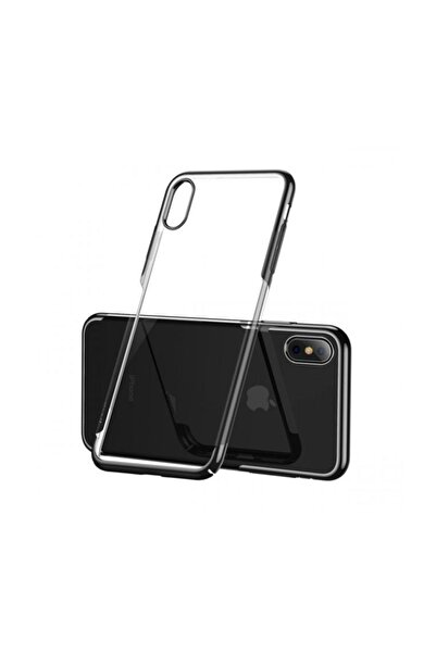 "Baseus Glitter Serisi Apple iPhone XR 6.1"" TPU Kılıf Siyah"