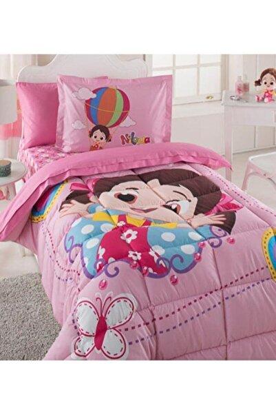 Özdilek Niloya Kelebek Tek Kişilik Lisanslı Çocuk Uyku Seti