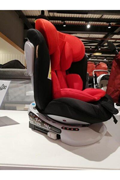 Baby2Go Gri Tabanlı Kırmızı Oto Koltuğu 2061 Rover