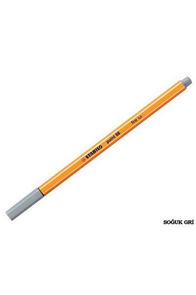 Stabilo 88 Ince Uçlu Keçe Kalem