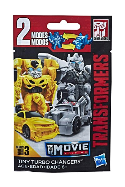 transformers Hasbro Transformers Turbo Changers Sürpriz Paket 6 E0692 -24 /