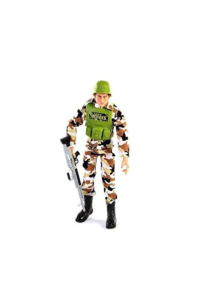 Vardem Oyuncak Kutulu Asker