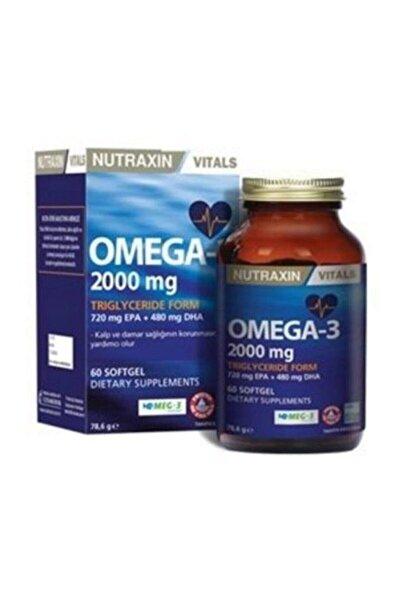 Nutraxin Omega 3 2000 Mg