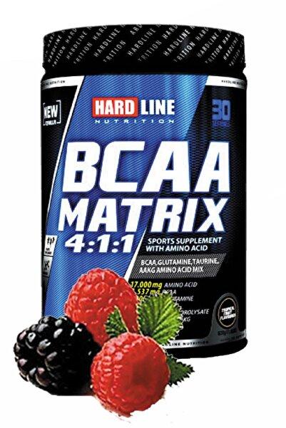 Hardline Bcaa Matrix Böğürtlen Aroma 630gr Bcaa Aminoasit Kas Geliştirici Kuvvet Artırıcı