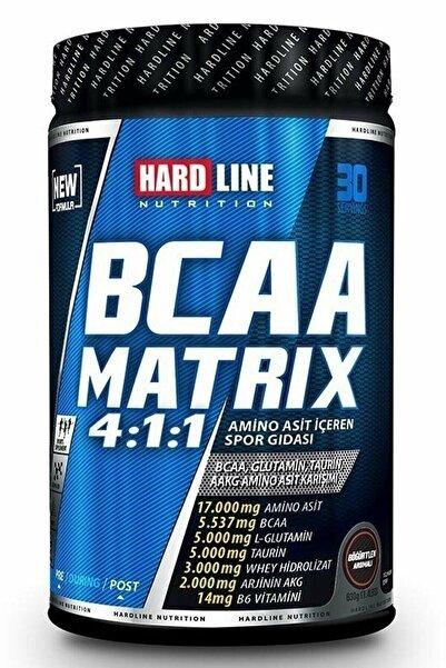 Hardline Bcaa Matrix 630 gr - Tropikal Meyve